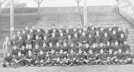 1921 Washington and Jefferson football team
