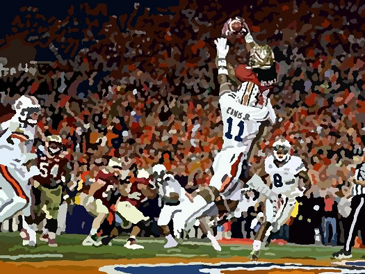 Fixing the 2013 ap poll florida state receiver kelvin benjamins late touchdown catch to beat auburn 34 31 for the voltagebd Image collections